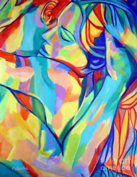Painting - Bliss by Helena Wierzbicki