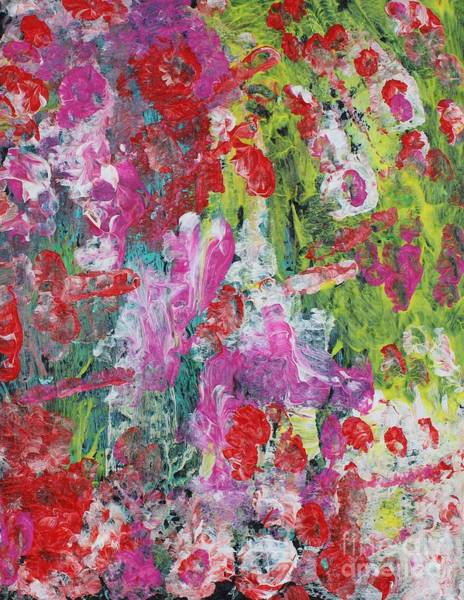 Painting - Bliss by Sarahleah Hankes