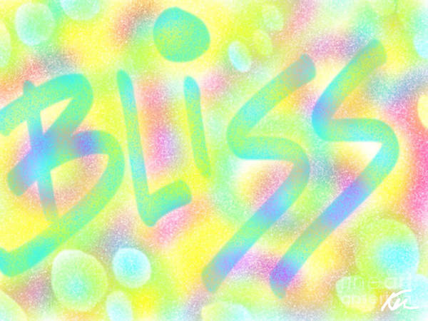 Painting - Blissed Out by Frances Ku