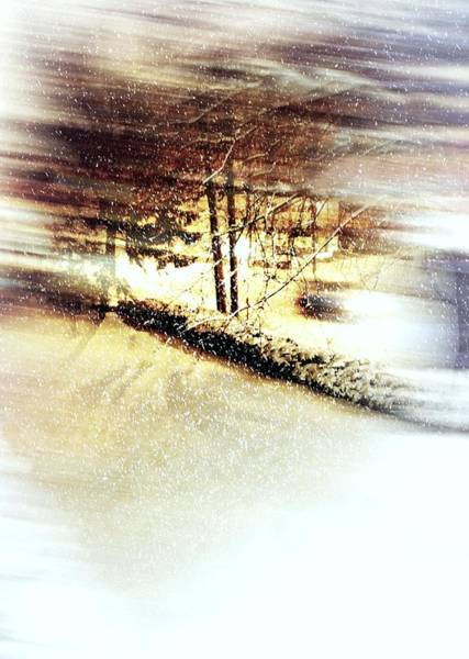 Wall Art - Photograph - Frost'n Snow by Diana Angstadt