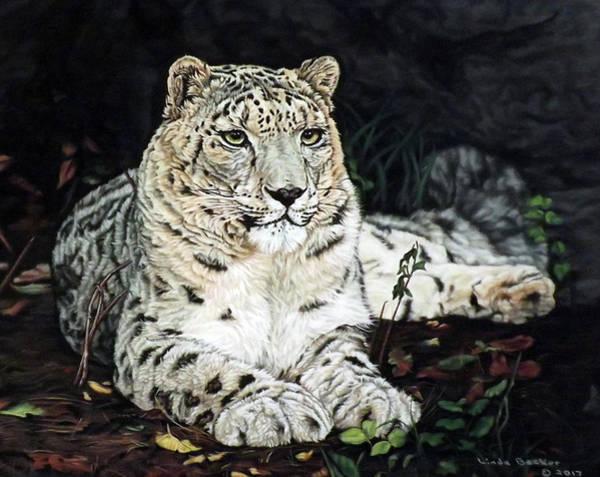 Pastel - Blizzard by Linda Becker