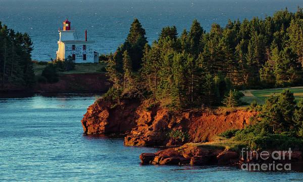 Blockhouse Point Lighthouse Art Print