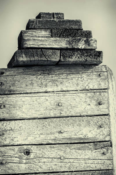 Photograph - Pyramid Of Father Wood by John Williams