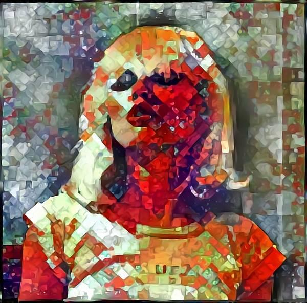 Blondie Digital Art - Blondie by Pure
