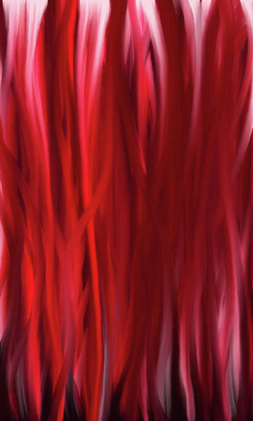 Digital Art - Bloodlines by Matt Lindley