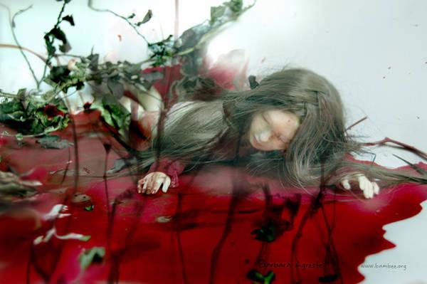 Fairy Pools Digital Art - Bloodpool by Barbara Agreste