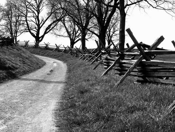 Wall Art - Photograph - Bloody Lane by Brian M Lumley