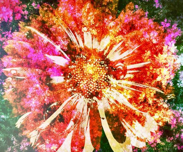 Painting - Bloom by Mark Taylor