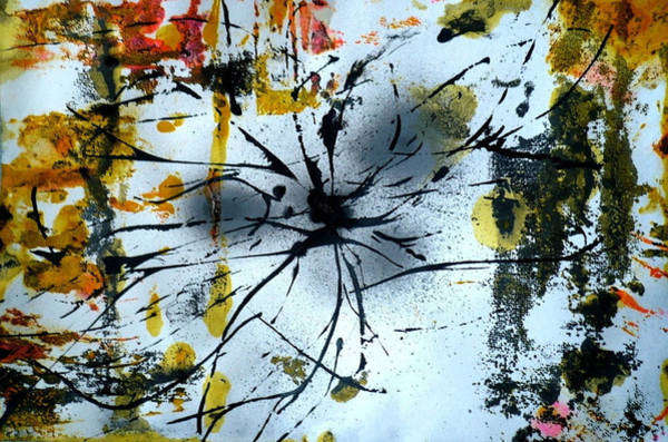 Painting - Bloom Abstract by 'REA' Gallery