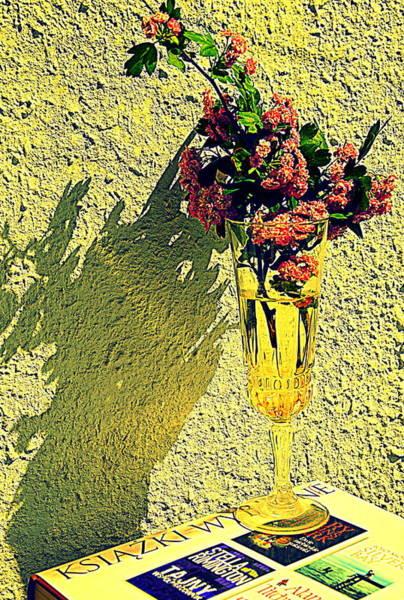 Gorecki Photograph - Blooming Hawthorn by Henryk Gorecki