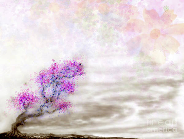 Digital Art - Blossom by Glowing Pixie