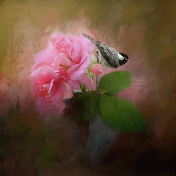 Painting - Blossom by Jai Johnson