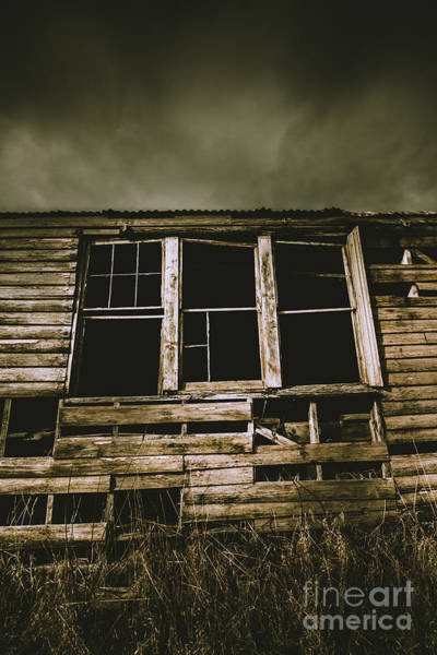 Condemned Wall Art - Photograph - Blown Away by Jorgo Photography - Wall Art Gallery