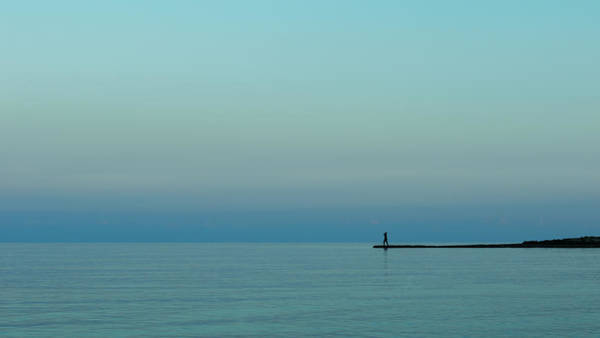 Wall Art - Photograph - Blue And Peaceful by Stelios Kleanthous
