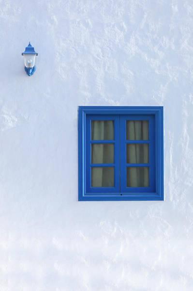 Wall Art - Photograph - Blue And White by Joana Kruse