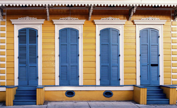 Photograph - Blue And Yellow by Nicholas Blackwell