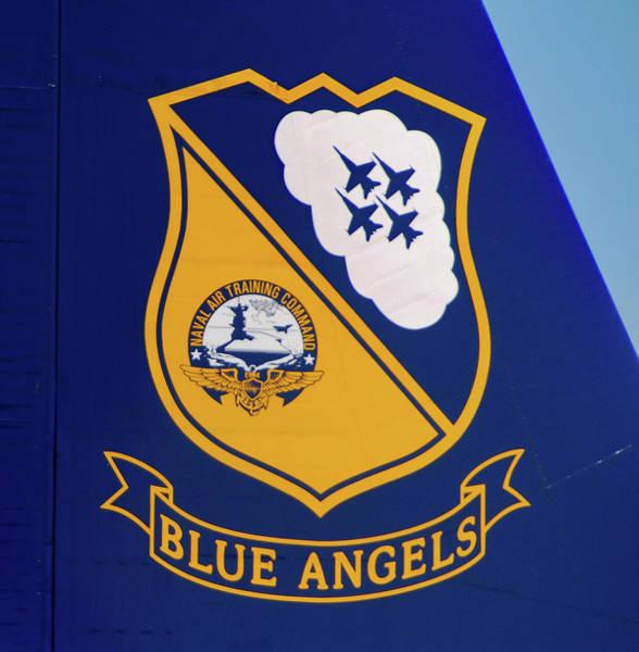 John Schneider Wall Art - Photograph - Blue Angels by John Schneider