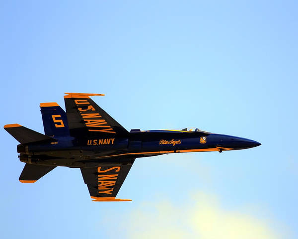 Photograph - Blue Angels No. 5 by Gigi Ebert