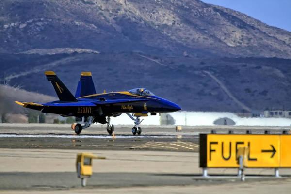 Photograph - Blue Angels Taking Flight by Gigi Ebert