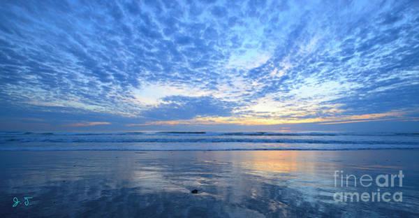 Photograph - Beach Home Blues by John F Tsumas