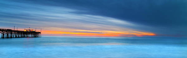 Wall Art - Photograph - Blue Balboa Pastels by Sean Davey