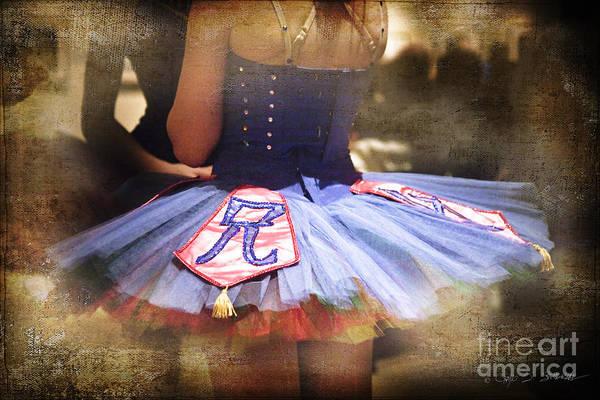 Photograph - Blue Ballerina by Craig J Satterlee