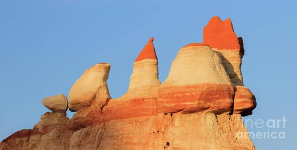 Strange Land Wall Art - Photograph - Blue Canyon - Arizona- Usa by Henk Meijer Photography