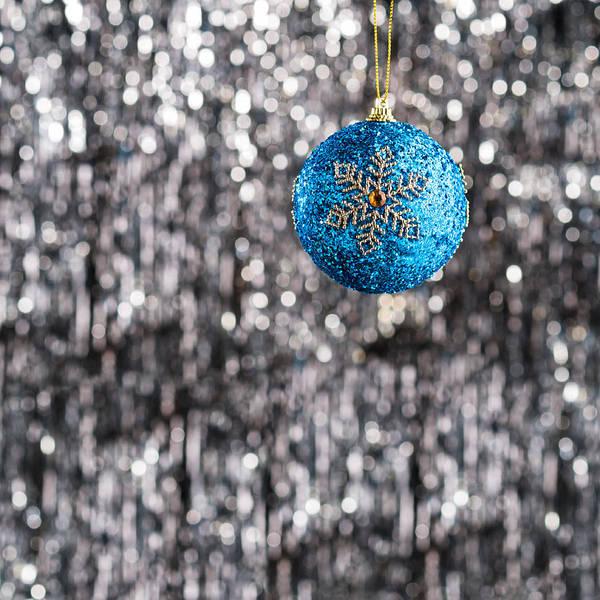 Photograph - Blue Christmas by U Schade