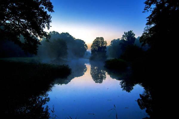 Photograph - Blue Dawn by Sun Travels