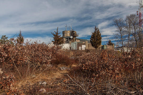 Photograph - Blue Hill Weather Observatory 3 by Brian MacLean