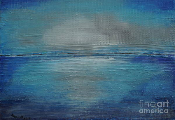 Painting - Blue Horizon by Jimmy Clark