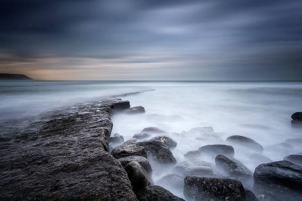 Wall Art - Photograph - Blue Immensity by Jorge Maia