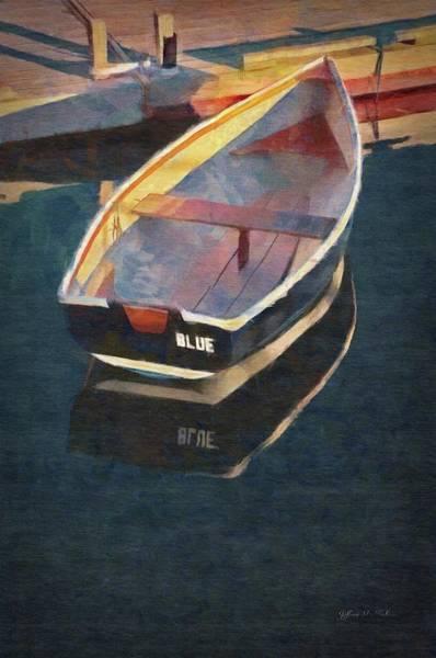 Painting - Blue by Jeffrey Kolker