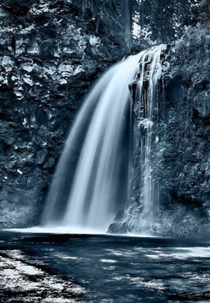 Lagoon Digital Art - Blue Lagoon  by Naman Imagery
