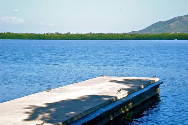 Photograph - Blue Lagoon by Felix Zapata