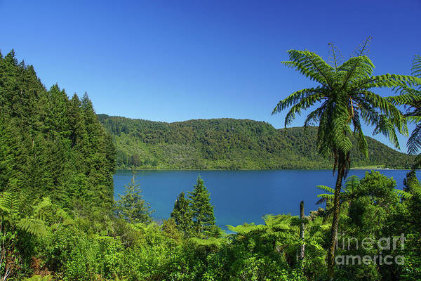Wall Art - Photograph - Blue Lake by Brian Kamprath