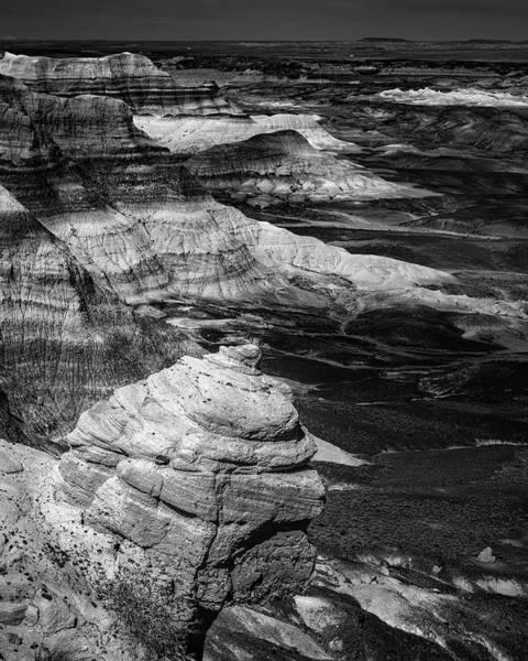 Wall Art - Photograph - Blue Mesa Outcrop by Joseph Smith
