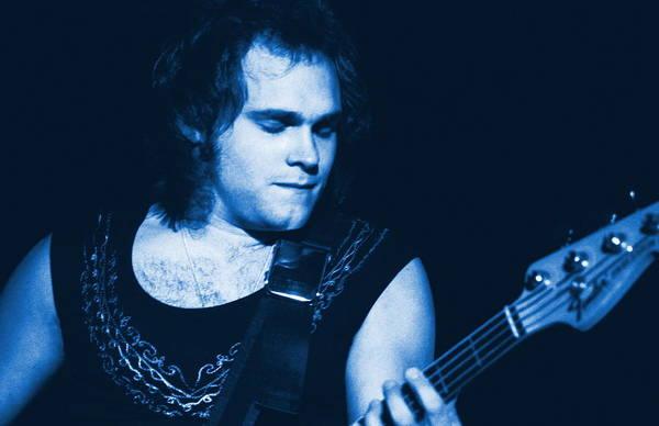 Photograph - Blue Bass by Ben Upham