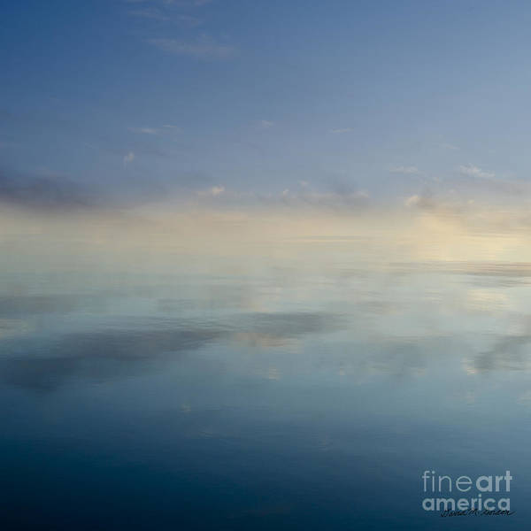 Photograph - Blue Morning At Glendale by Dave Gordon