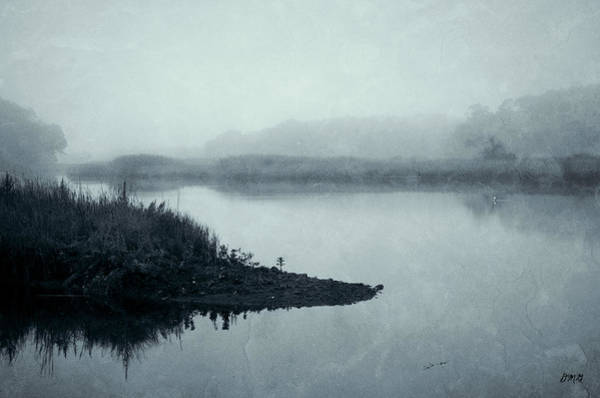 Photograph - Blue Morning Taunton River by Dave Gordon