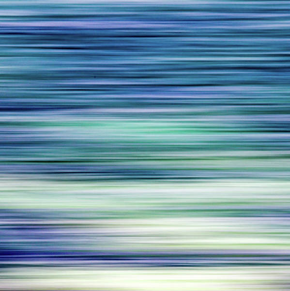 Wall Art - Photograph - Blue Motion by Stelios Kleanthous