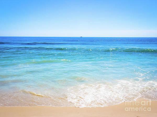 Wall Art - Photograph - Blue Ocean Horizon by Colleen Kammerer