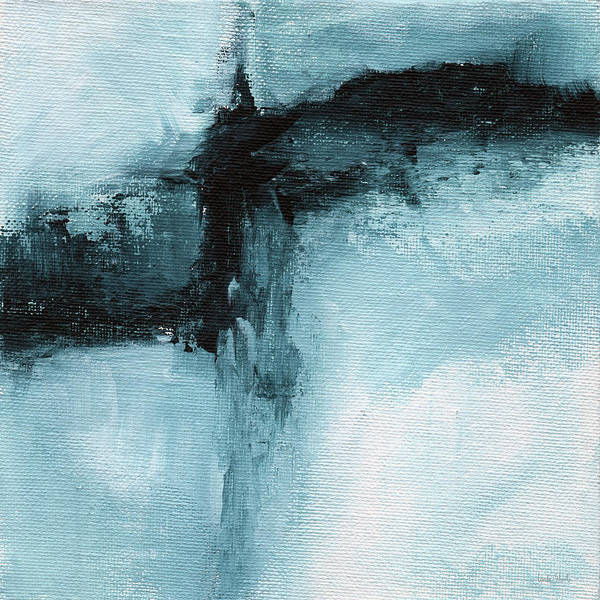 Painting - Blue Ridge- Abstract Art By Linda Woods by Linda Woods