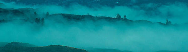James Craddock Photograph - Blue Ridge by James Craddock