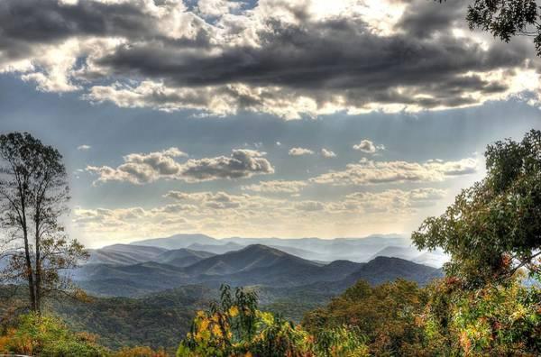 Wall Art - Photograph - Blue Ridge Parkway, Buena Vista Virginia 1 by Todd Hostetter