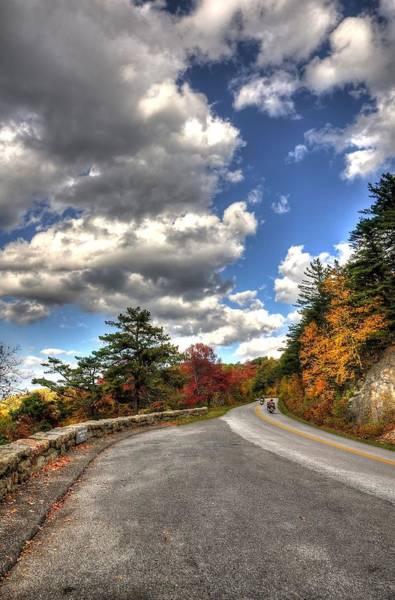 Rockbridge County Photograph - Blue Ridge Parkway, Buena Vista Virginia 4 by Todd Hostetter