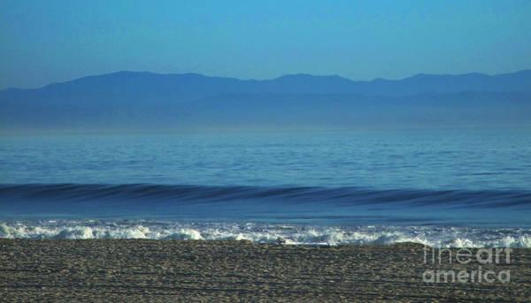 Photograph - Blue Ripple Photograph by Kristen Fox