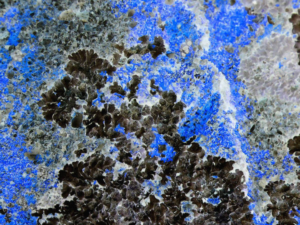 Rock Texture Painting - H2O by Edouard Coleman