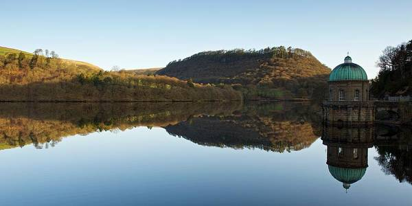 Photograph - Blue Skies In The Elan Valley by Stephen Taylor