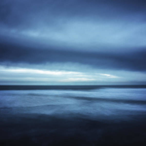 Wall Art - Photograph - Blue Sky And Sea by Steve Spiliotopoulos